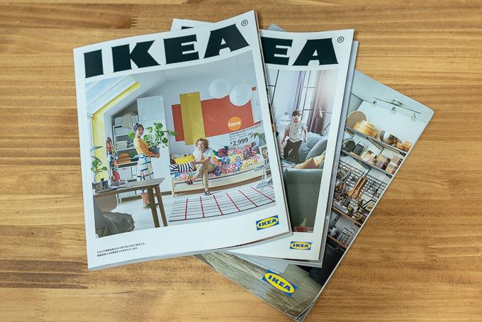 IKEAの2019年最新カタログ