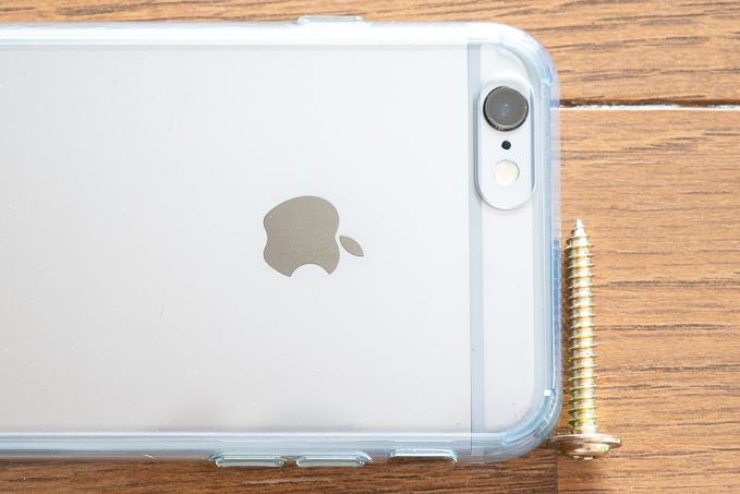 iPhone6sとのサイズ比較