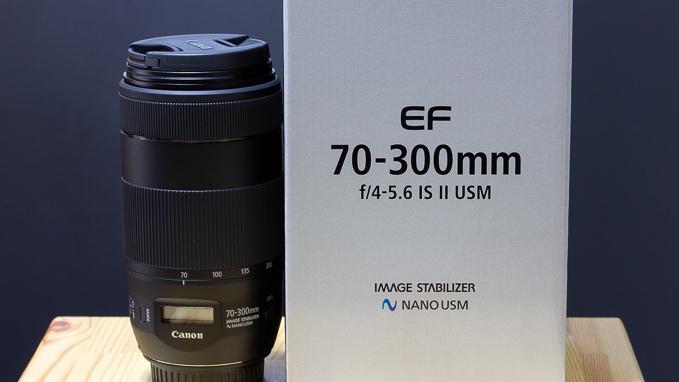 ソニーユーザーがキヤノンの望遠レンズ「EF70-300mm F4-5.6 IS II USM」を使ってみた結果