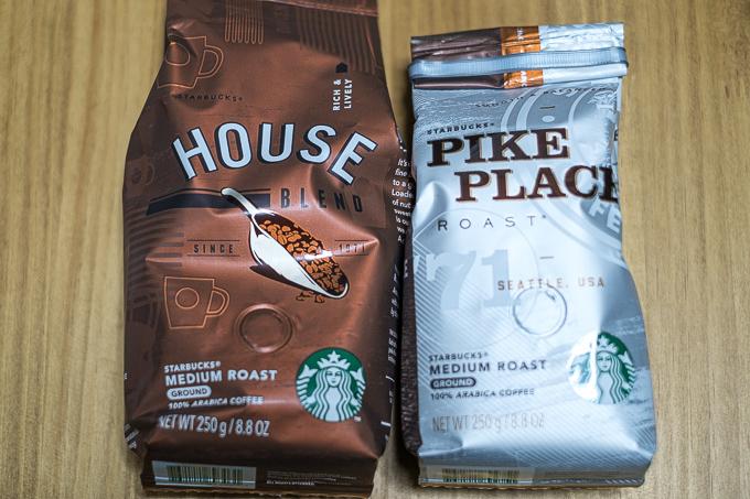 「スターバックス福袋2020」コーヒー豆