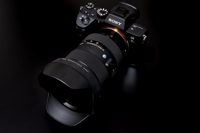 ソニー用「24-70mm F2.8 DG DN」