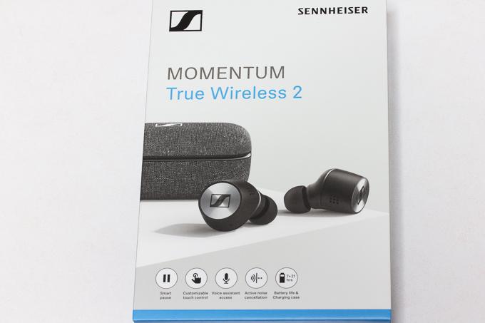 ゼンハイザー「MOMENTUM True Wireless 2」