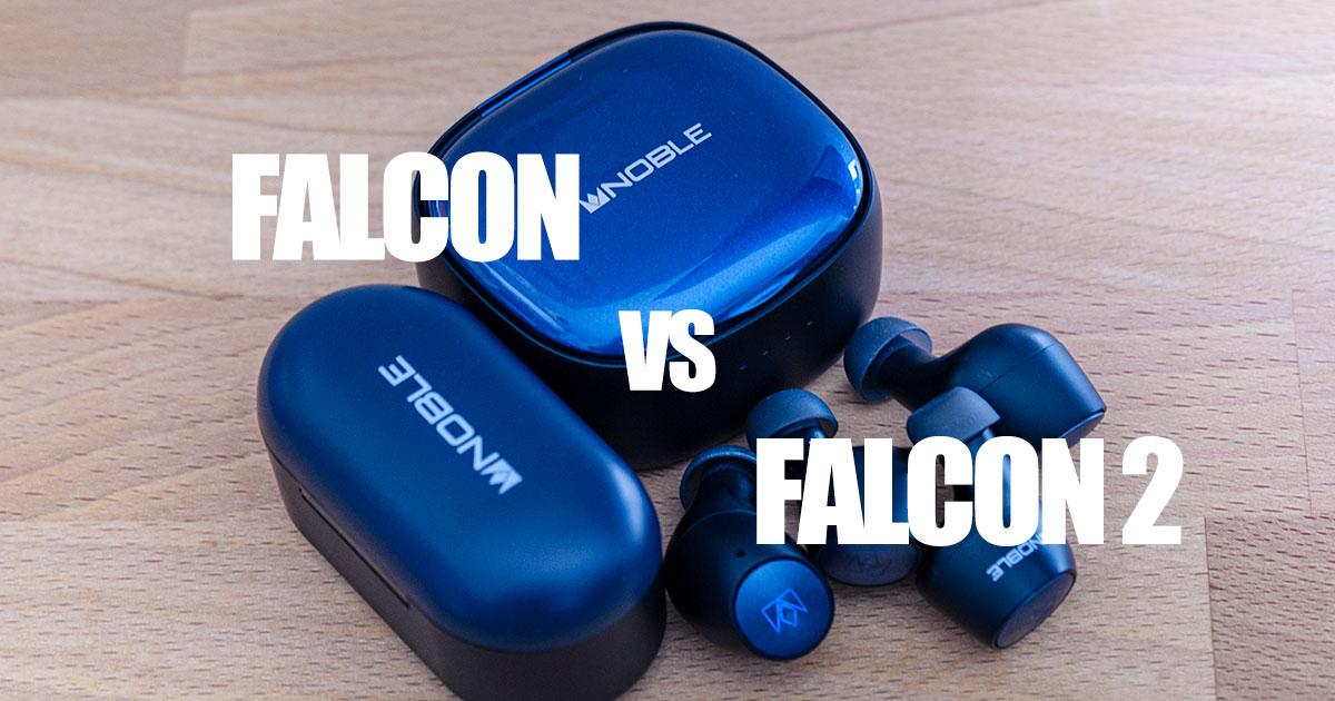 【初代との比較も】Noble AudioのFALCON2レビュー