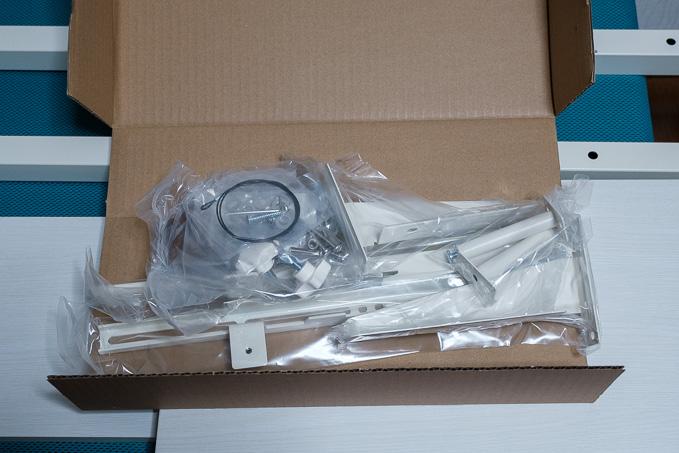 UTS-W75のネジやボルト類