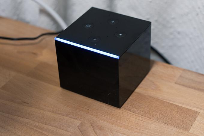 愛用中のFire TV Cube