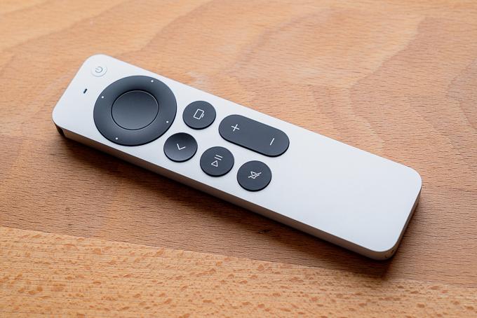Apple TV 4K(2021)のリモコン